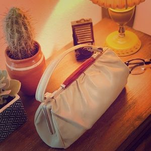 Handbags - Custom 1950's design handbag with marble lock.